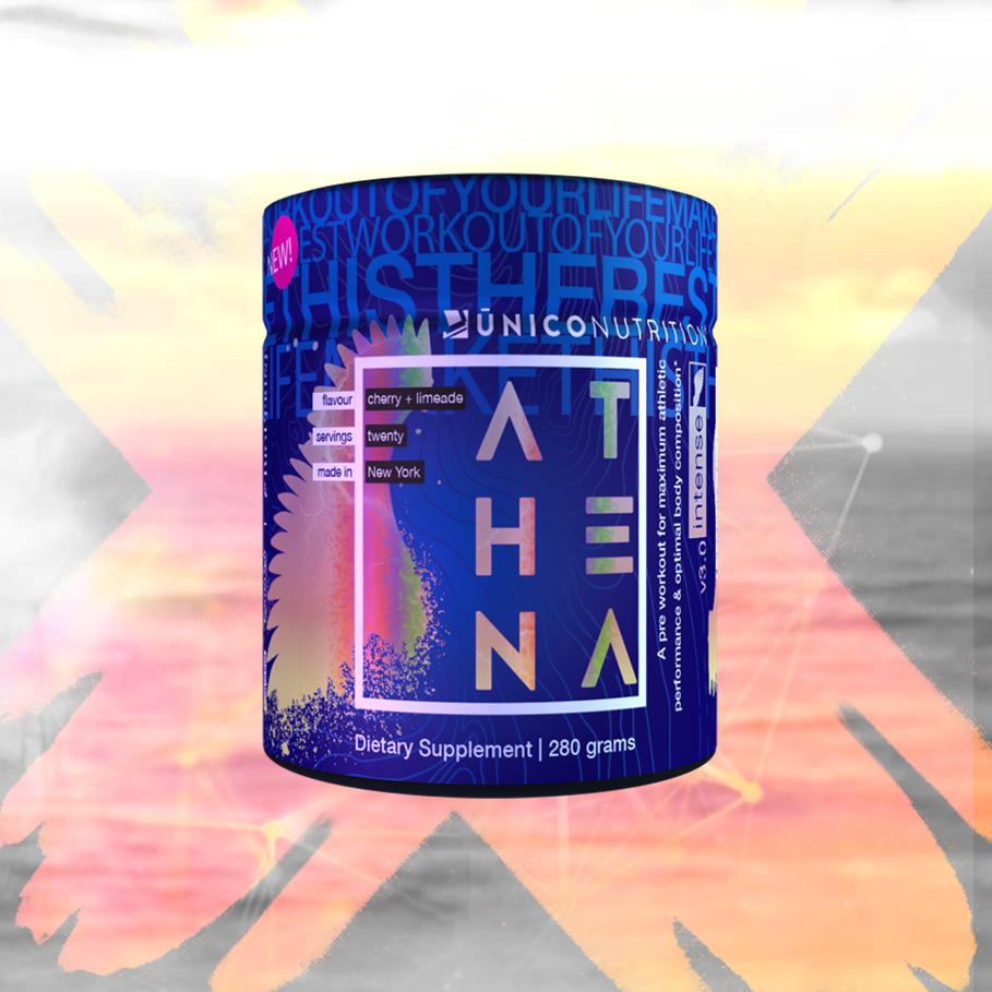 Buy Athena 174 Intense Pre Workout For Women