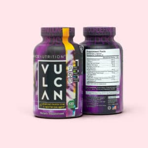 VULCAN natural fat burner