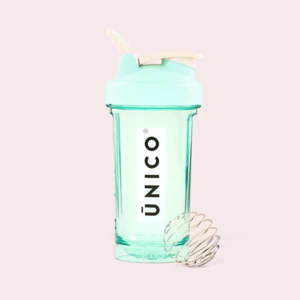 blue shaker unico