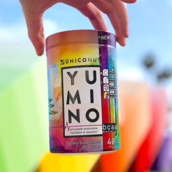 Yumino Bcaa Amino Acid Endurance Hydration Recovery