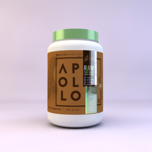 Apollo RAW Vegan Protein Powder