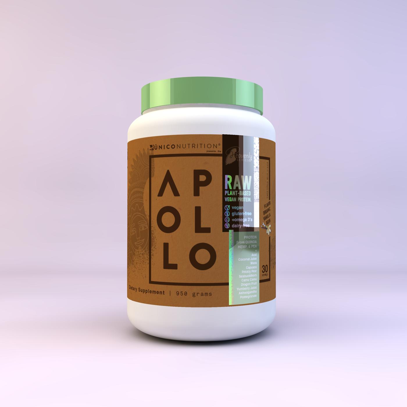 Apollo RAW Vegan Protein Powder