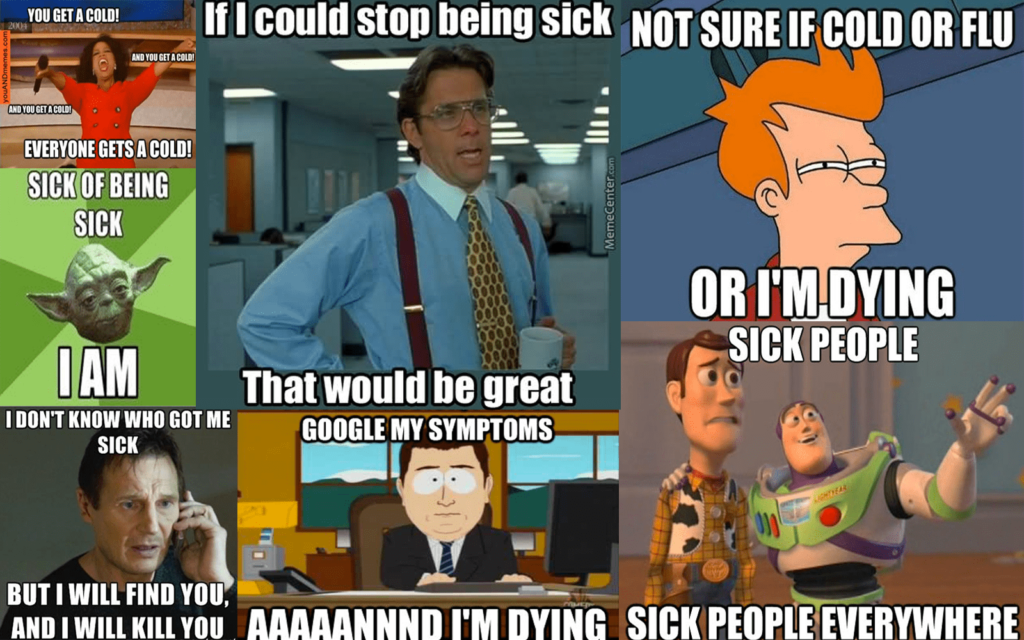 should you workout when sick