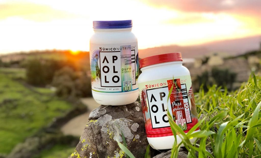 unico apollo pure protein