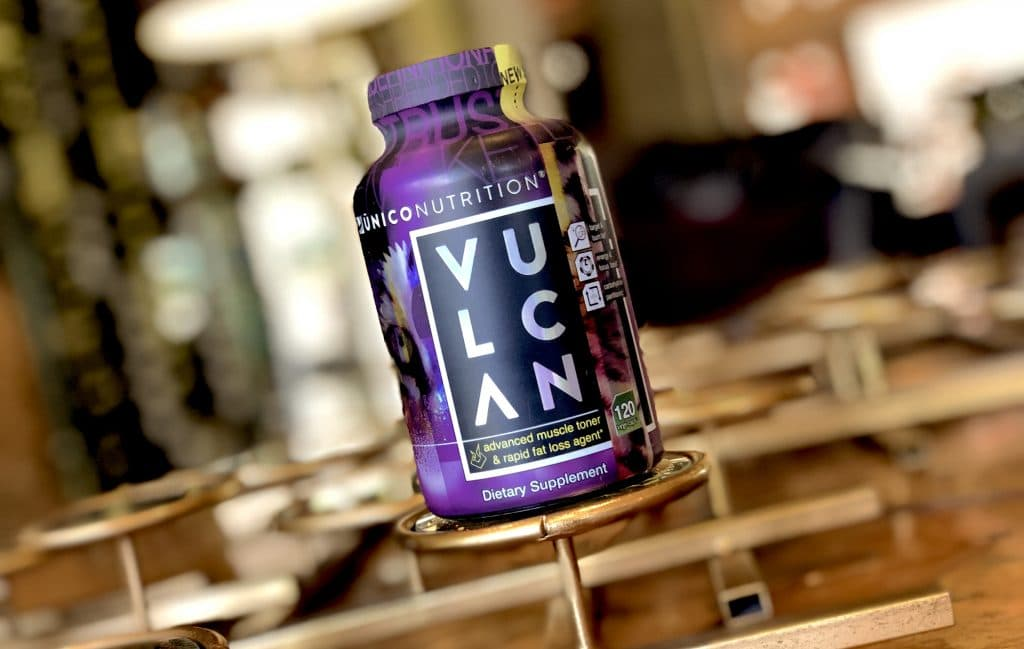 vulcan weightloss supplement