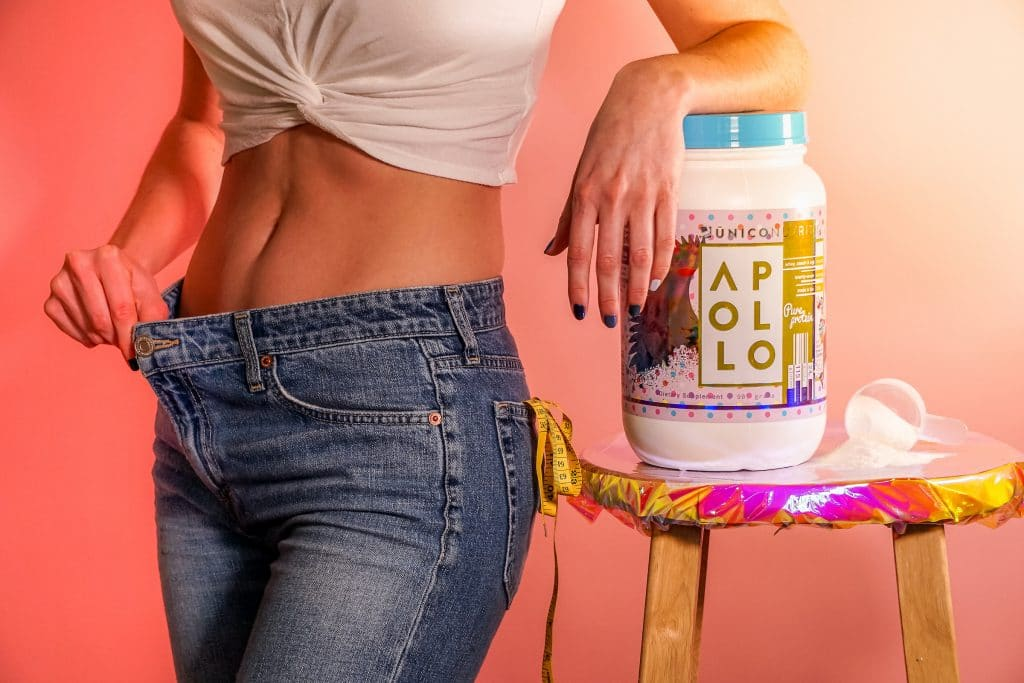 does protein powder help you lose weight