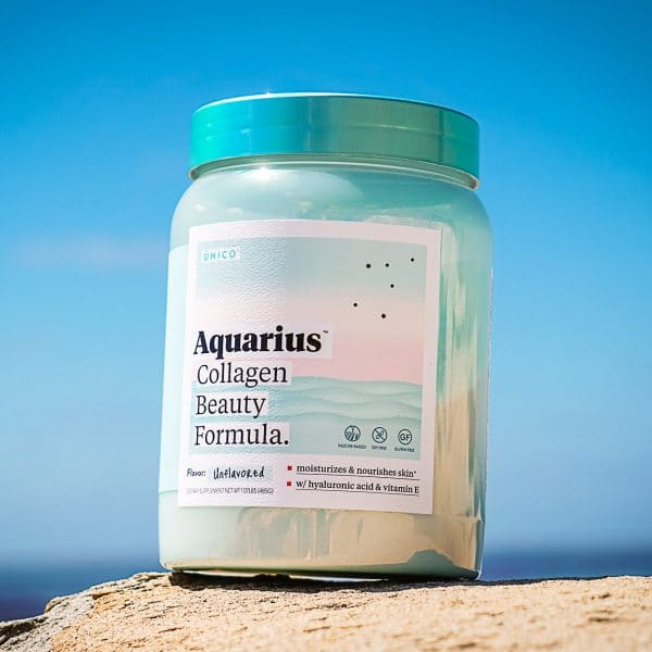 aquarius collagen protein