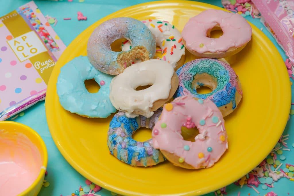 protein donut recipes